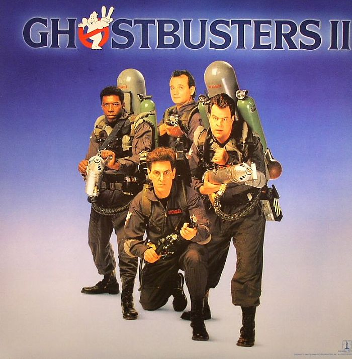 VARIOUS - Ghostbusters II (Soundtrack)