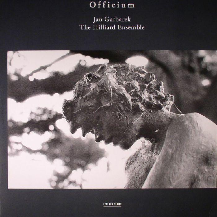 GARBAREK, Jan/THE HILLIARD ENSEMBLE - Officium
