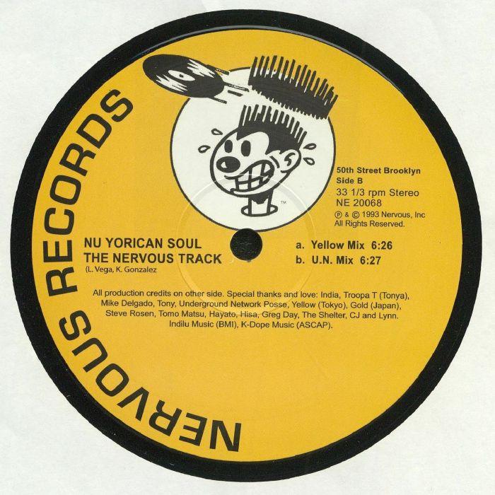 NU YORICAN SOUL - The Nervous Track