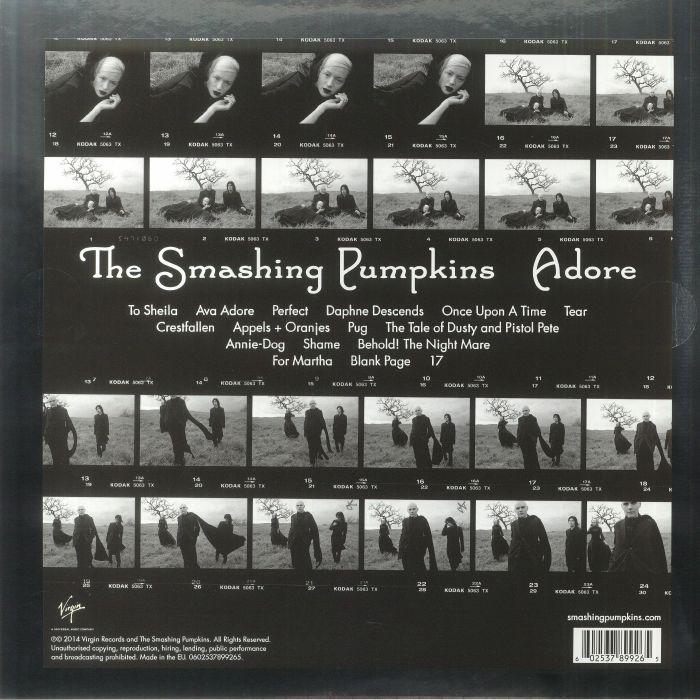 SMASHING PUMPKINS, The - Adore