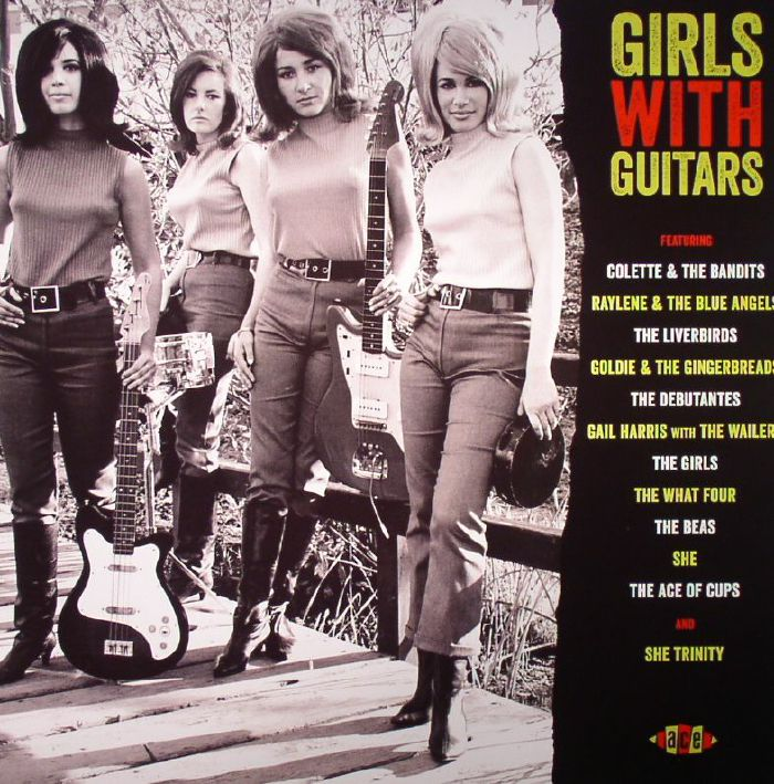 VARIOUS - Girls With Guitars