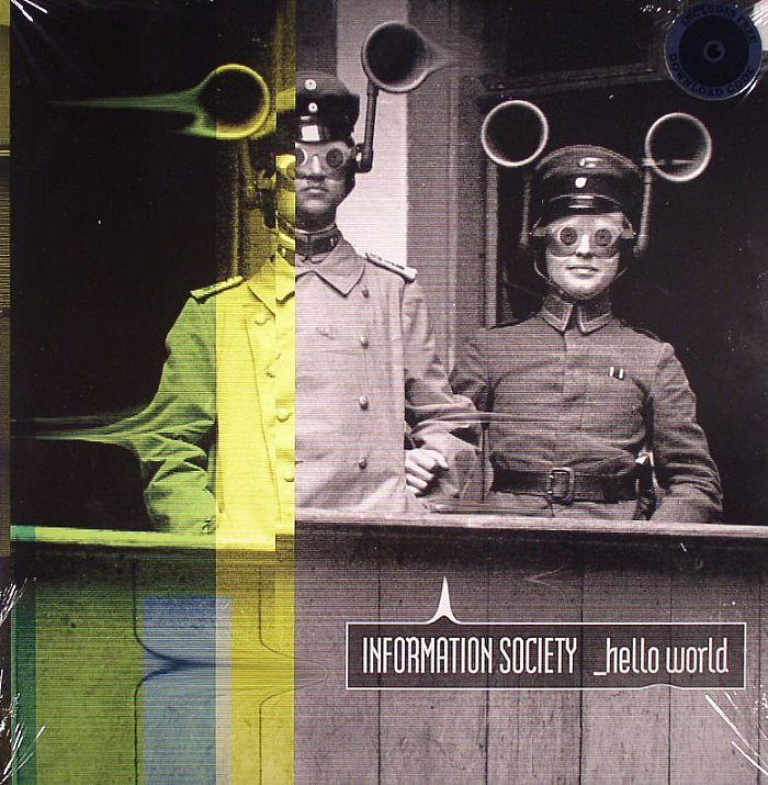 Hello World: INFORMATION SOCIETY Hello World Vinyl At Juno Records
