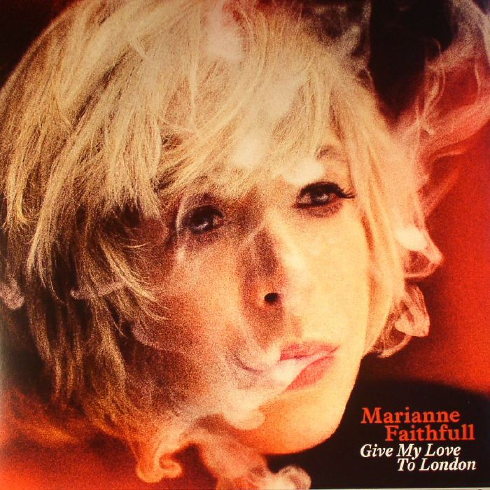 FAITHFULL, Marianne - Give My Love To London