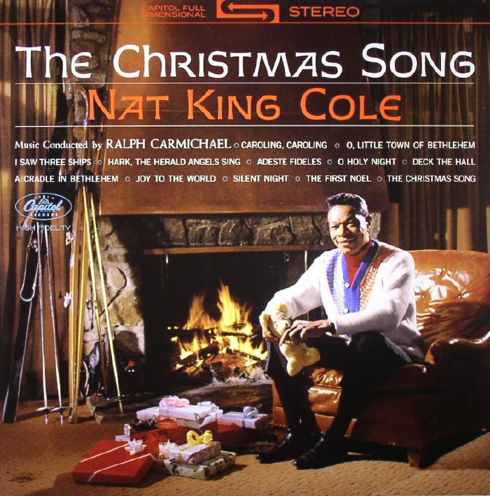 Nat King COLE The Christmas Song vinyl at Juno Records.