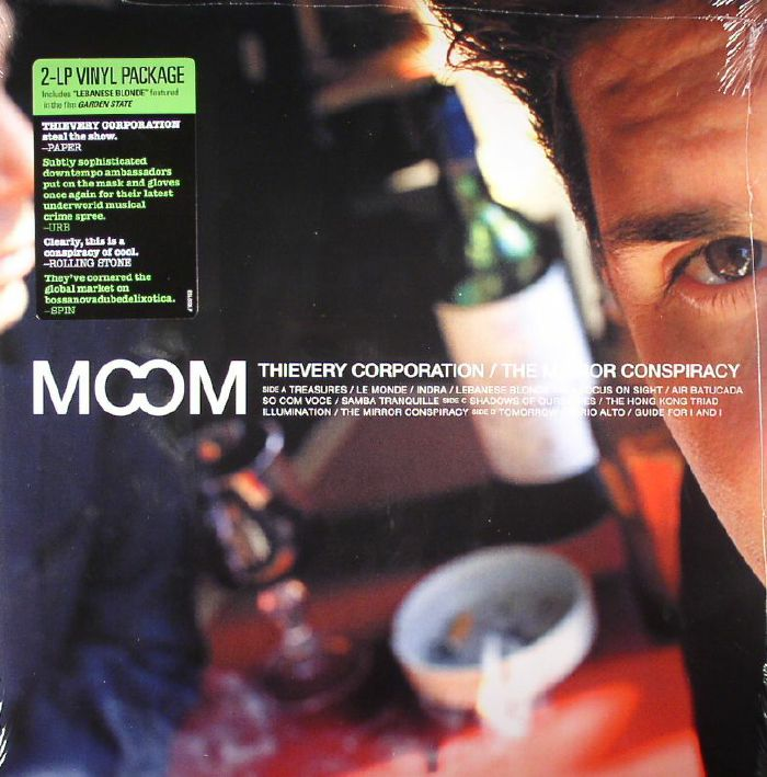 Thievery Corporation The Mirror Conspiracy Vinyl At Juno