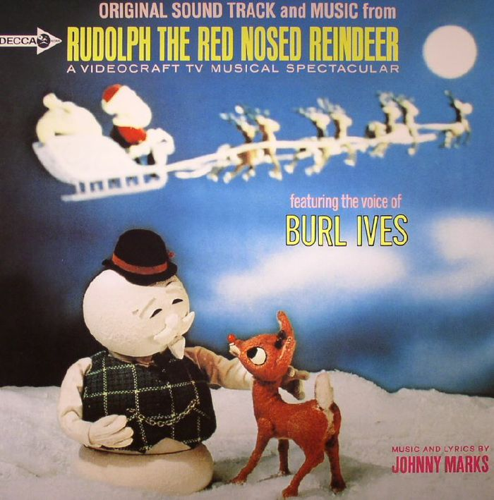 Burl Ives Rudolph The Red Nosed Reindeer Soundtrack