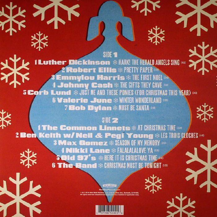 VARIOUS - An Americana Christmas