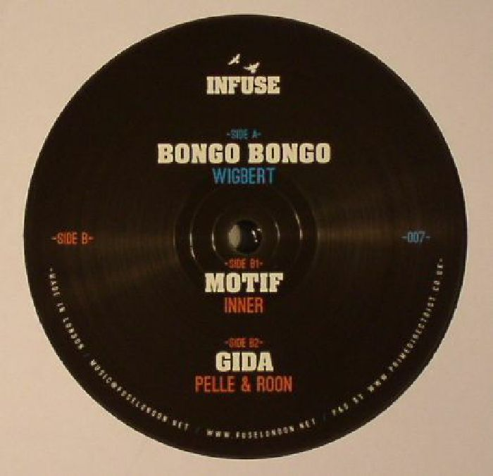 WIGBERT/INNER/PELLE & ROON - Bongo Bongo