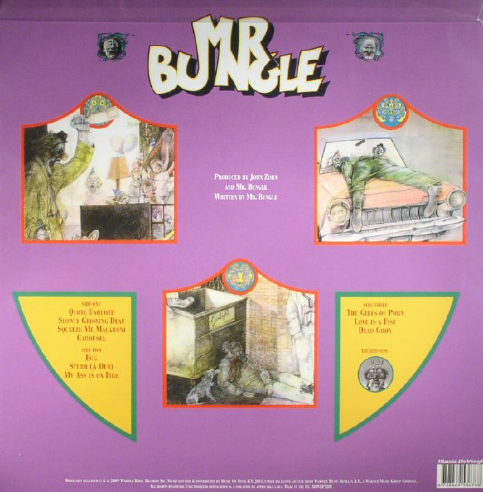 MR BUNGLE - Mr Bungle