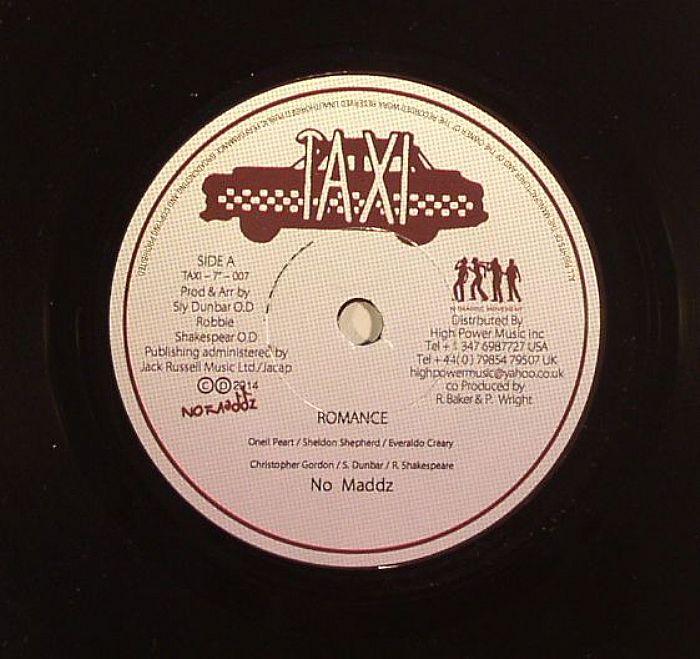 NO MADDZ/SLY & ROBBIE/TAXI GANG - Romance