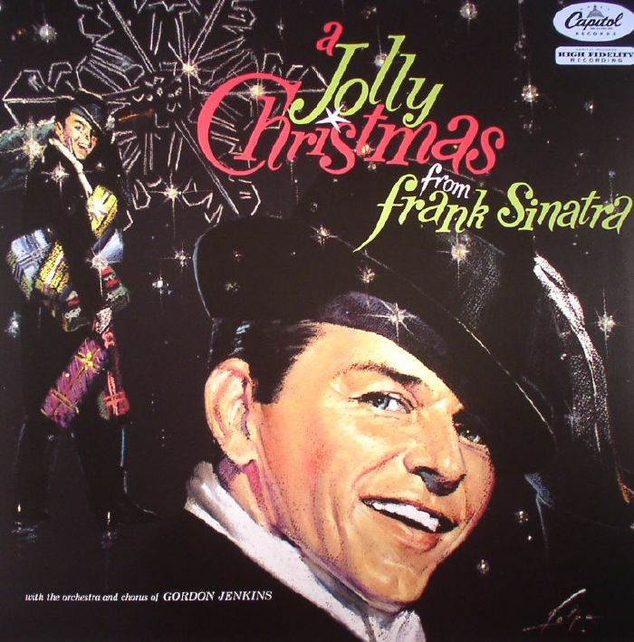 SINATRA, Frank - A Jolly Christmas (remastered)