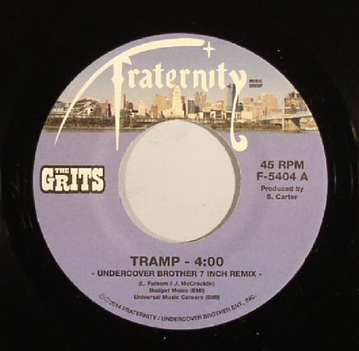 GRITS, The - Tramp