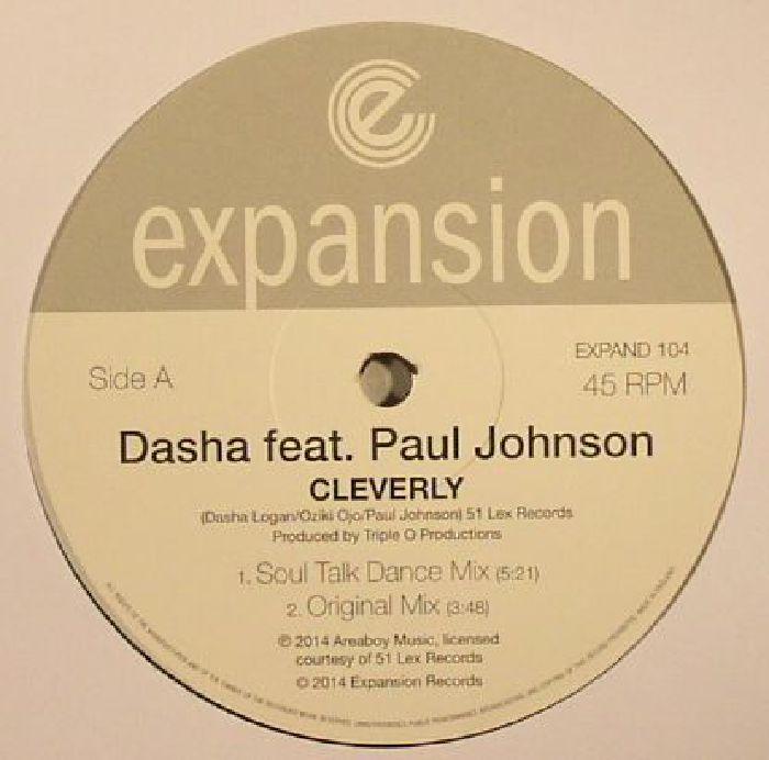 DASHA feat PAUL JOHNSON - Cleverly