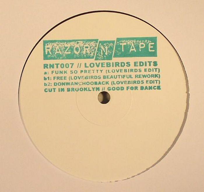 LOVEBIRDS - Lovebirds Edits