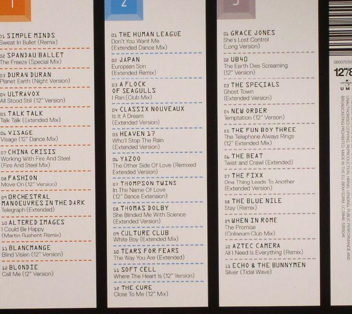VARIOUS 12 /80s New Wave vinyl at Juno Records