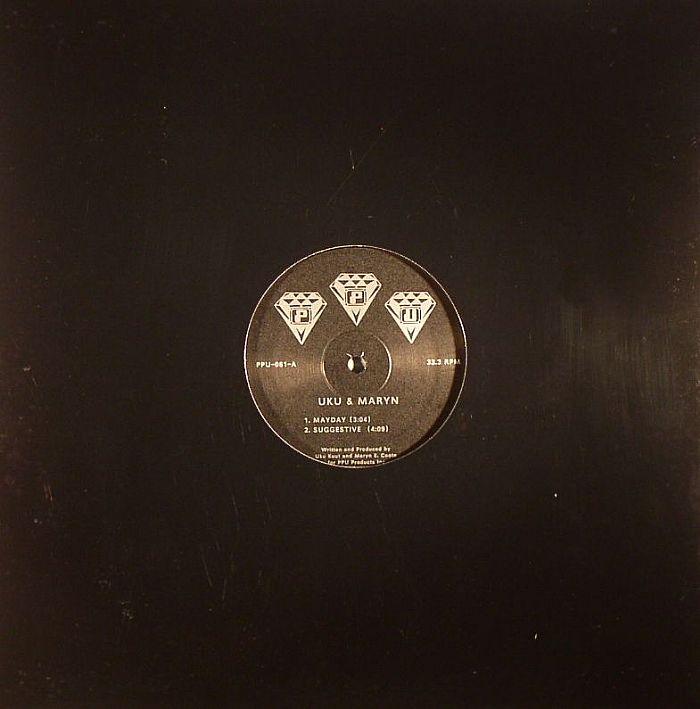 UKU & MARYN - Suggestive EP