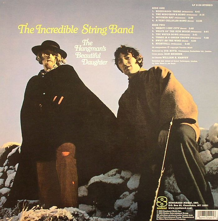 The Incredible String Band The Hangman S Beautiful