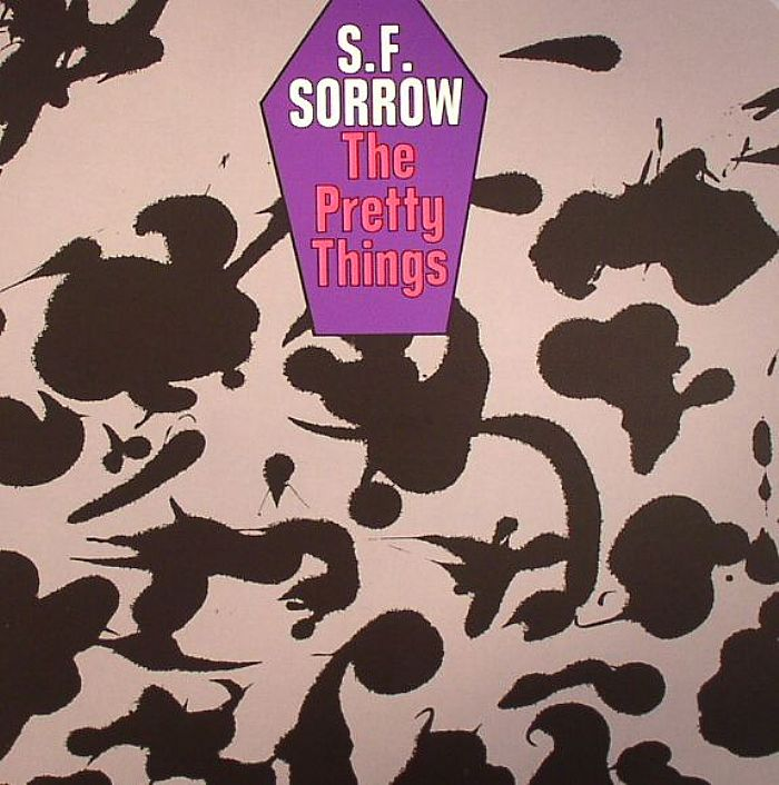 PRETTY THINGS, The - SF Sorrow