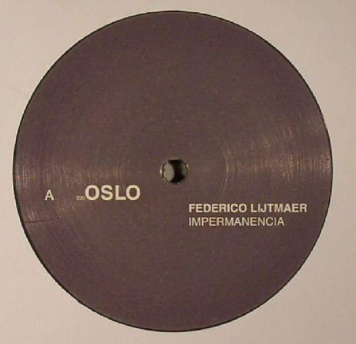 LIJTMAER, Federico - Impermanencia