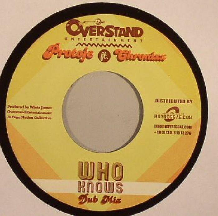 Protoje Feat Chronixx Who Knows Vinyl At Juno Records