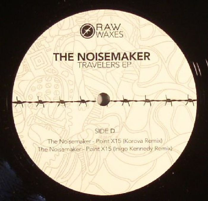 NOISEMAKER, The - Travelers EP Part 2