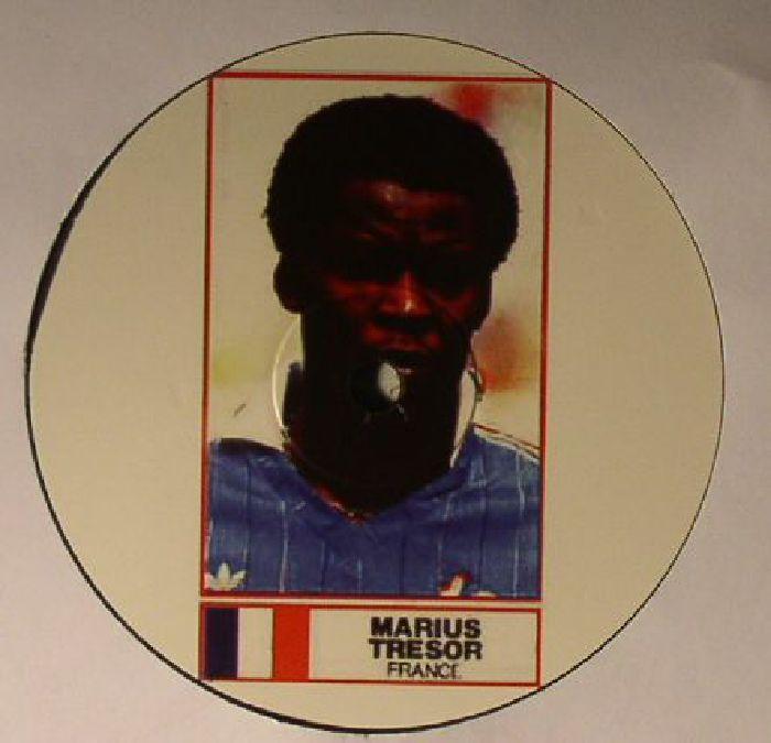 AIMES - The Marius Tresor EP