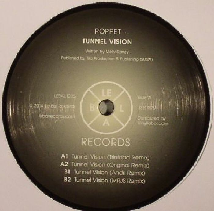 POPPET - Tunnel Vision