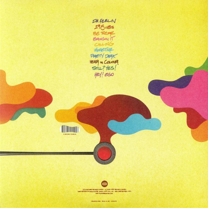 NIGHTMARES ON WAX - Thought So
