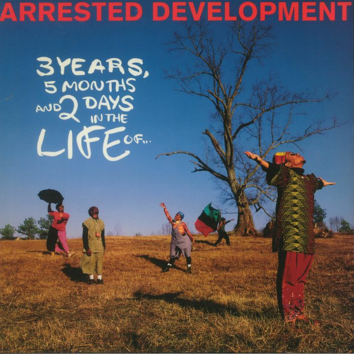 ARRESTED DEVELOPMENT - 3 Years 5 Months & 2 Days In The Life Of