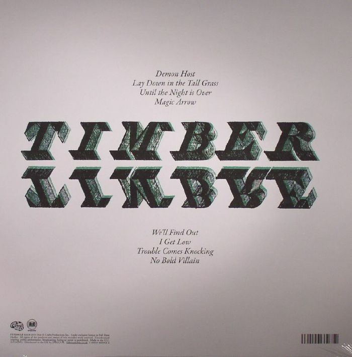 TIMBER TIMBRE - Timber Timbre (10th Anniversary)