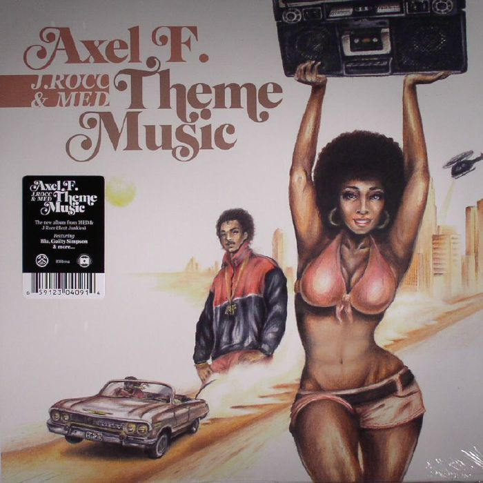 J ROCC/MED present AXEL F - Theme Music