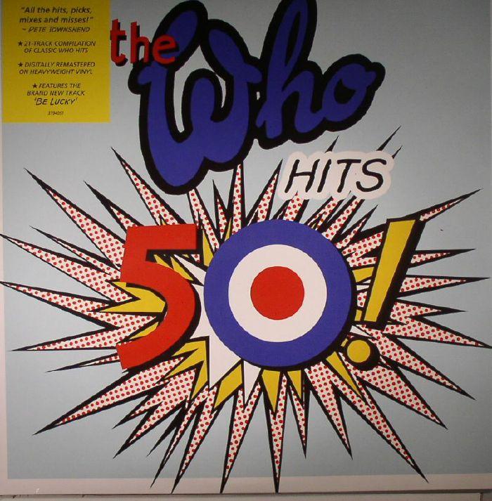 The Who Who Hits 50 Vinyl At Juno Records