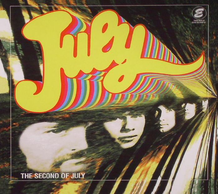 JULY - The Second Of July