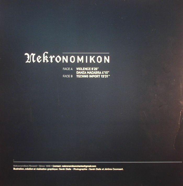 NEKRONOMIKON - Violence