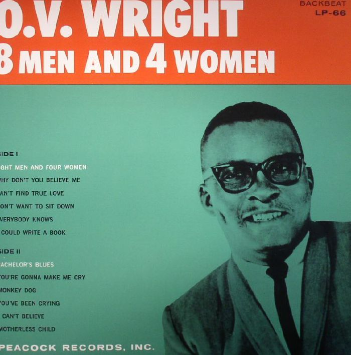 WRIGHT, OV - 8 Men & 4 Women