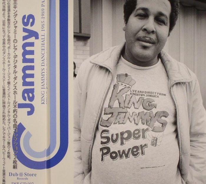 VARIOUS - King Jammys Dancehall: 1985 -1989 Part 1