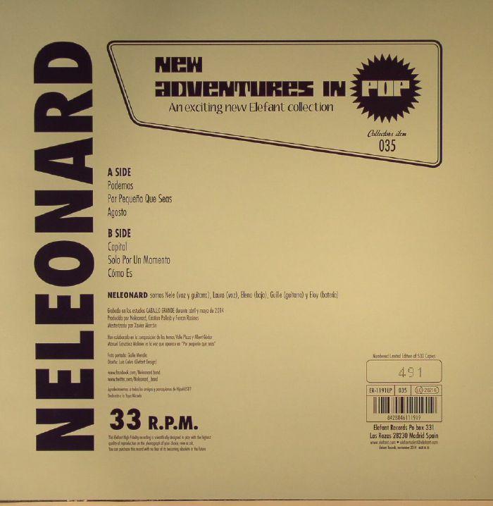 NELEONARD - Agosto