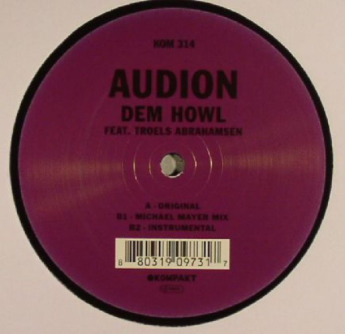 AUDION feat TROELS ABRAHAMSEN - Dem Howl
