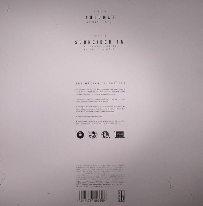 AUTOMAT/SCHNEIDER TM - Bootleg: Made By Boots & Legs