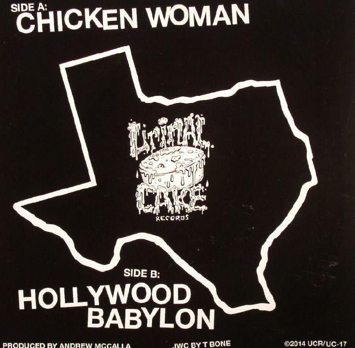 COLEMAN, John Wesley - Chicken Woman