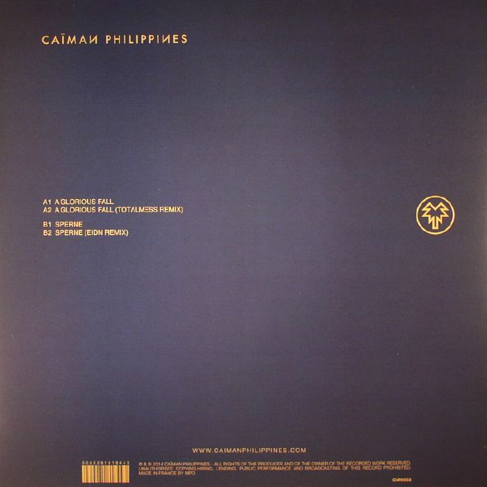 Caiman Philippines A Glorious Fall Sperne Vinyl At Juno