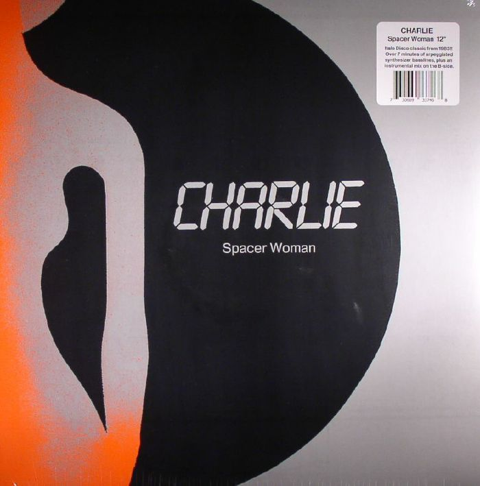 CHARLIE - Spacer Woman