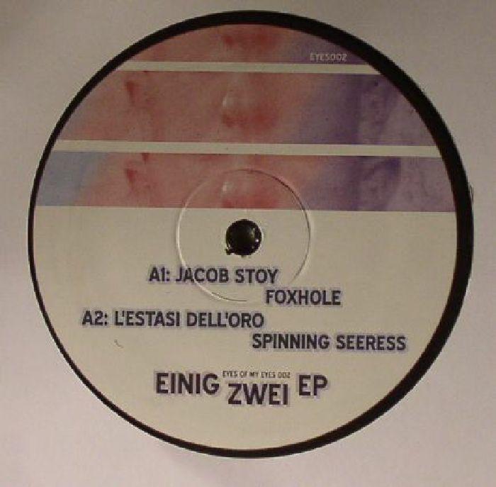 STOY, Jacob/L'ESTASI DELL'ORO - Einig Zwei EP
