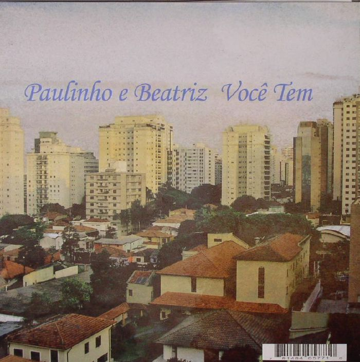 RAINHORN, Joshua/PAULINHO E BEATRIZ - Wine & Cigarettes/Voce Term