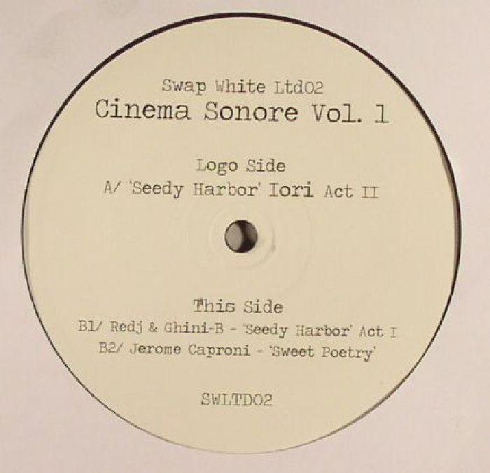 REDJ/GHINI B/JEROME CAPRONI - Cinema Sonore Vol 1
