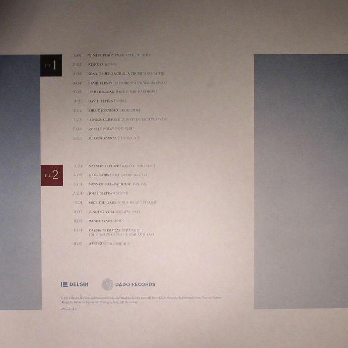 BELTRAN, John/VARIOUS - Music For Machines Part 1