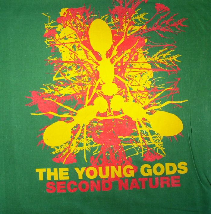 YOUNG GODS - Second Nature