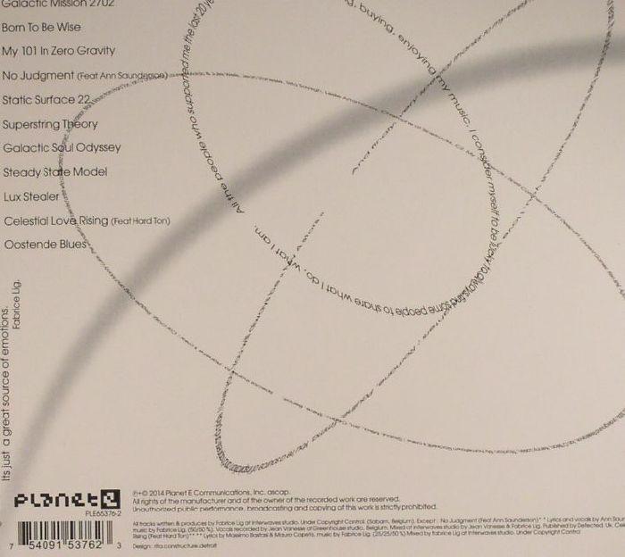 LIG, Fabrice - Galactic Soul Odyssey