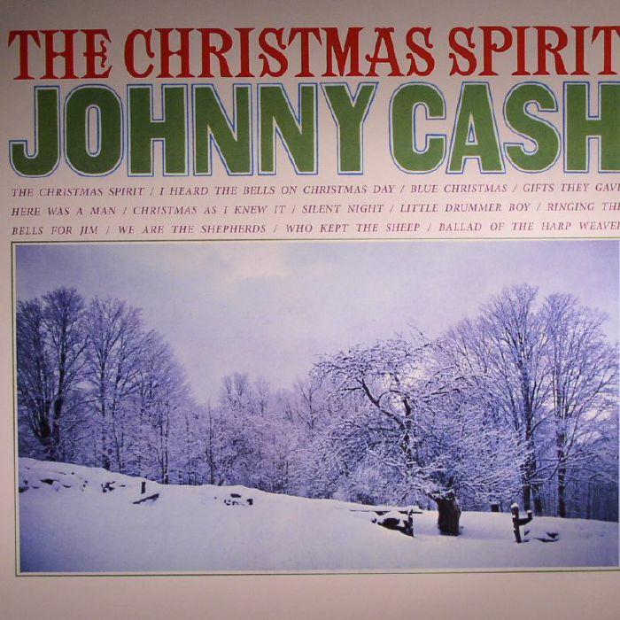 CASH, Johnny - The Christmas Spirit