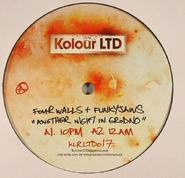 FOUR WALLS/FUNKYJAWS - Another Night In Grodno